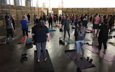Yoga at the Mill | April 18, 2020