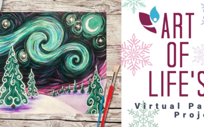 Virtual Painting Event | December 10, 2020
